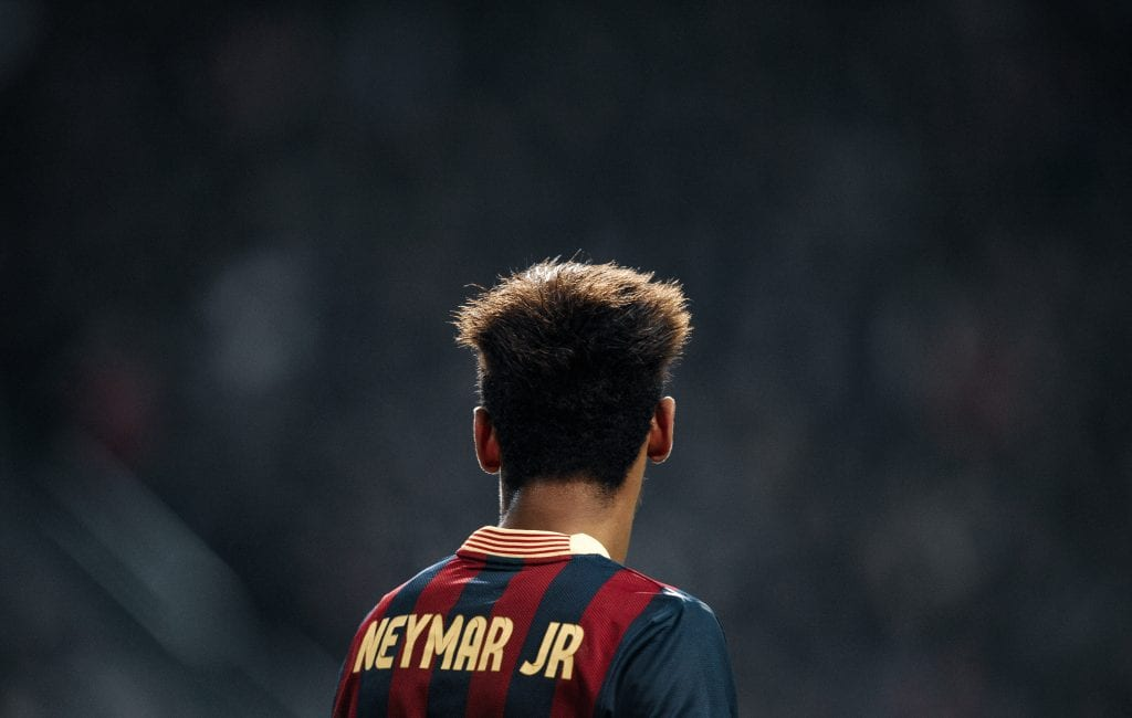 Neymar Júnior Antoine Griezmann  Barça