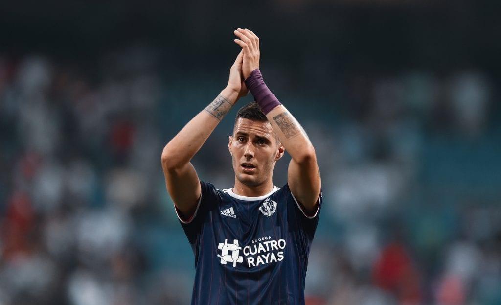 Sergi Guardiola Real Valladolid tactical analysis