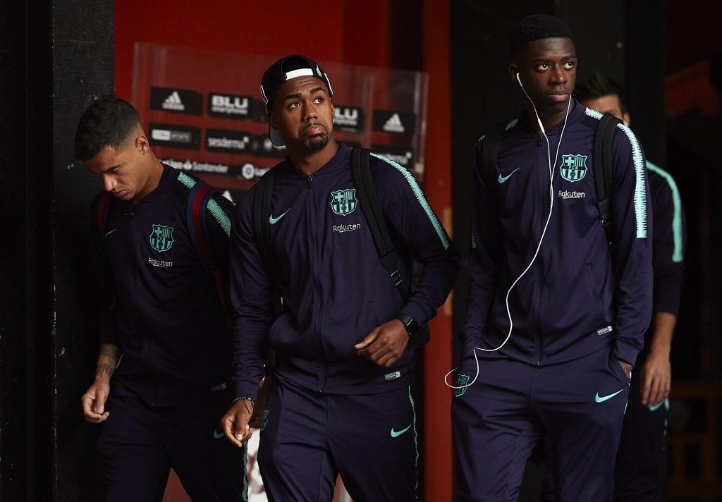 Barcelona transfers Dembele Malcom Coutinho
