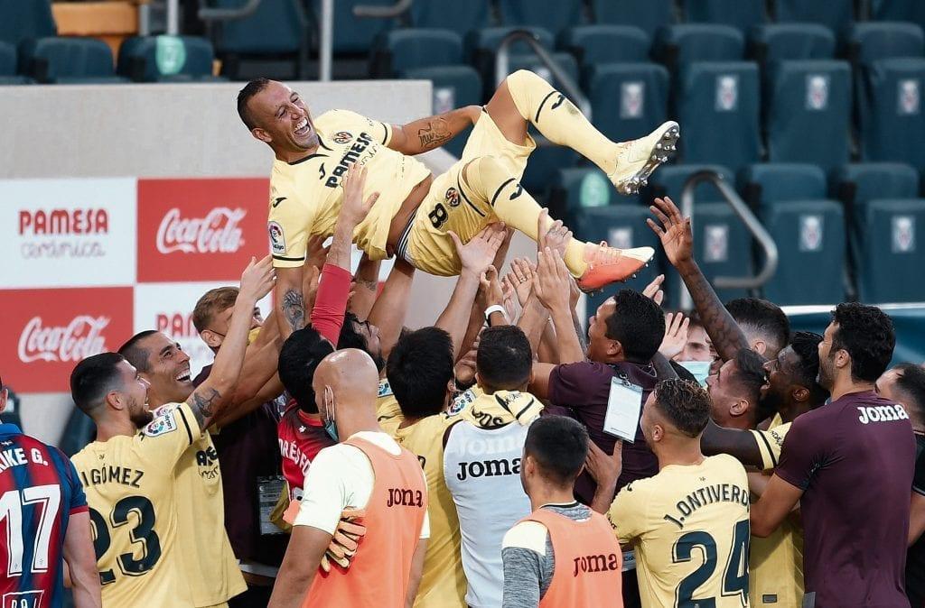 Santi Cazorla Villarreal 2019/20 La Liga review