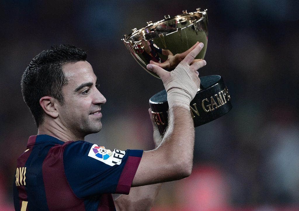 quotes on xavi