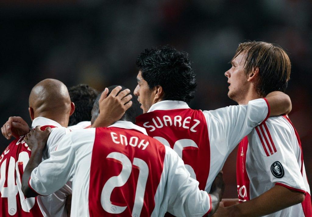 Luis Suárez Ajax
