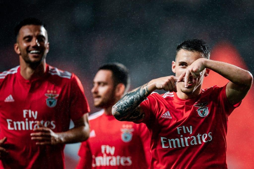 Alejandro Grimaldo SL Benfica Barça arrivals 20/21 season