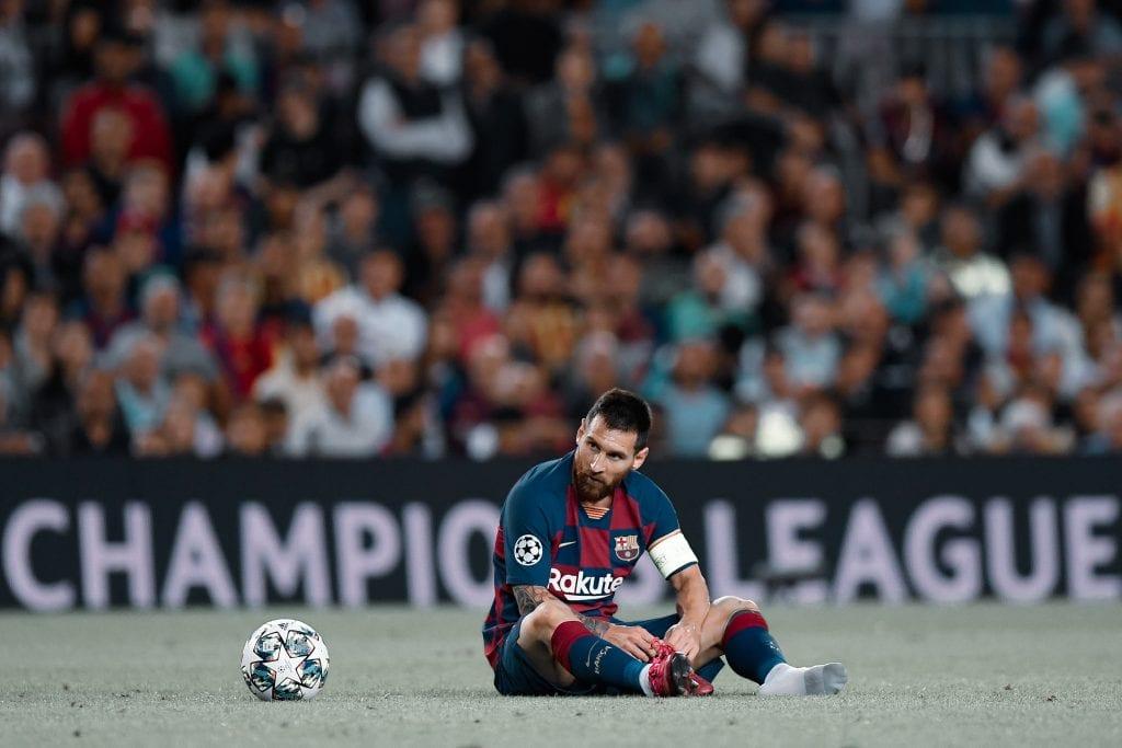 Messi Barça Case