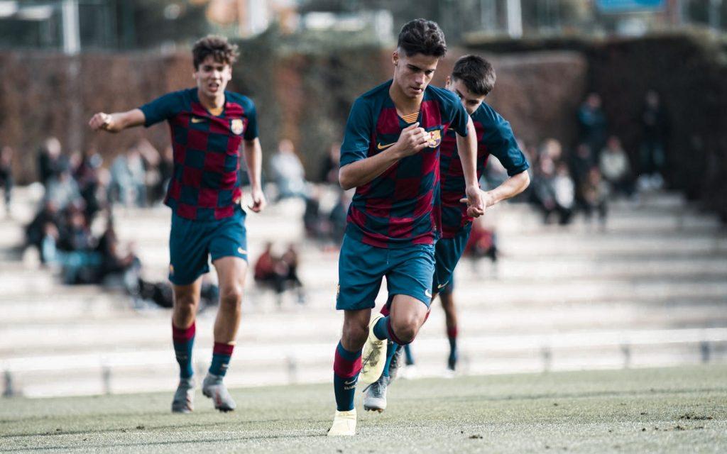 Brian Peña Barcelona La Masía