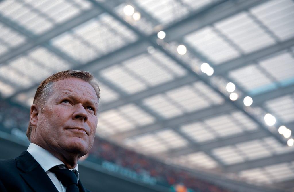 Ronald Koeman Barcelona the Netherlands