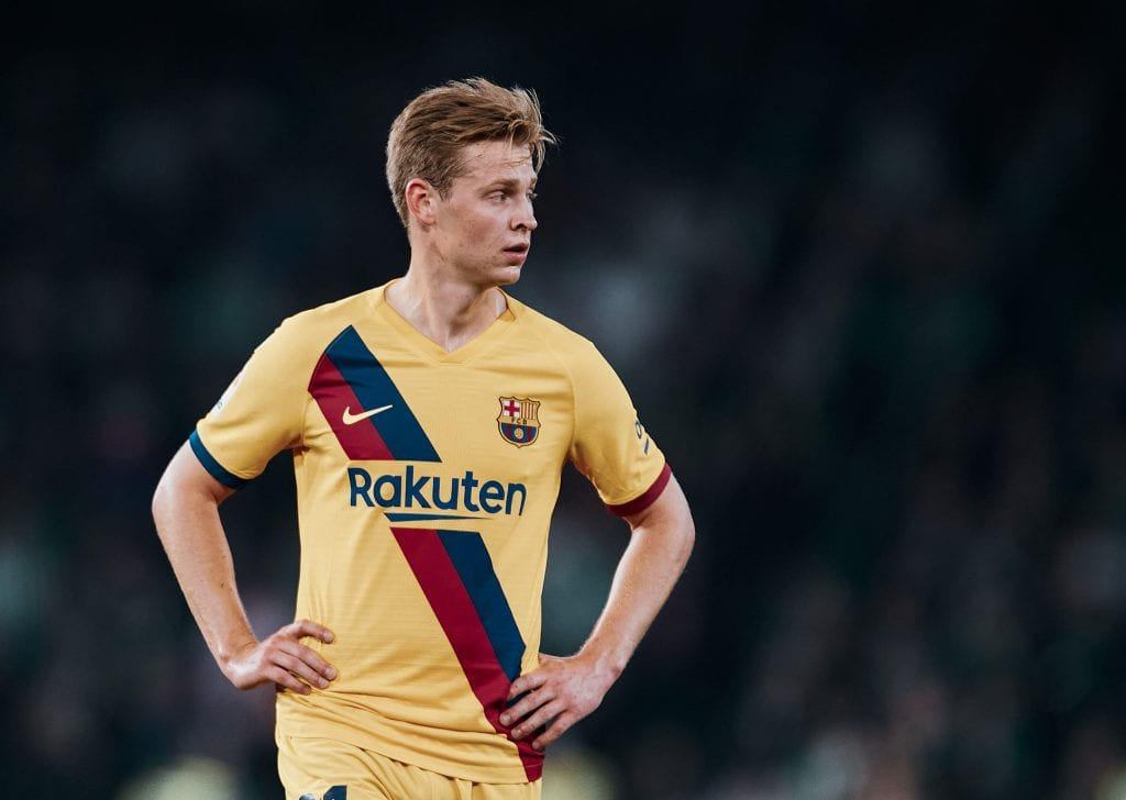 A 19 20 Season Review Of Frenkie De Jong Barca Universal