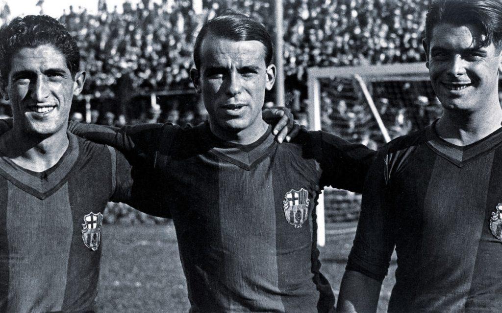 Emili Sagi-Barba Vicenç Piera Josep Samitier Barcelona