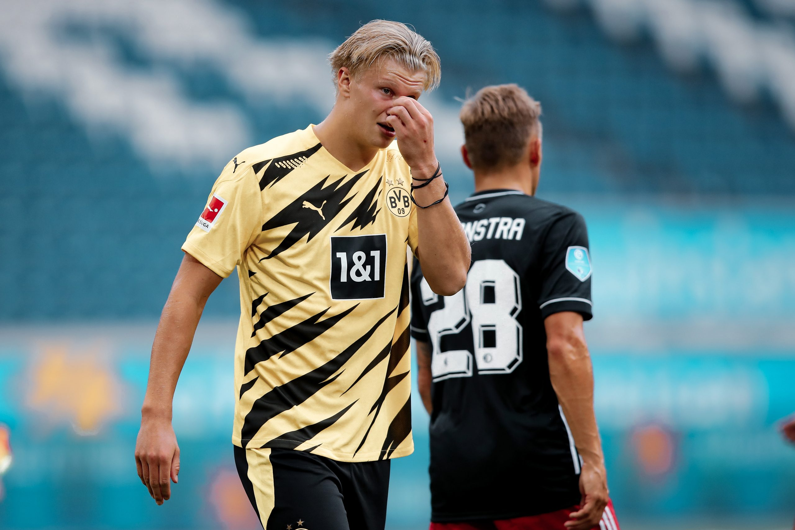Why Erling Braut Haland Should Be Barcelona S Future Number 9 Barca Universal