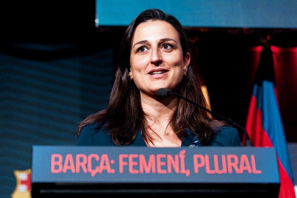 Maria Teixidor Barça Femení