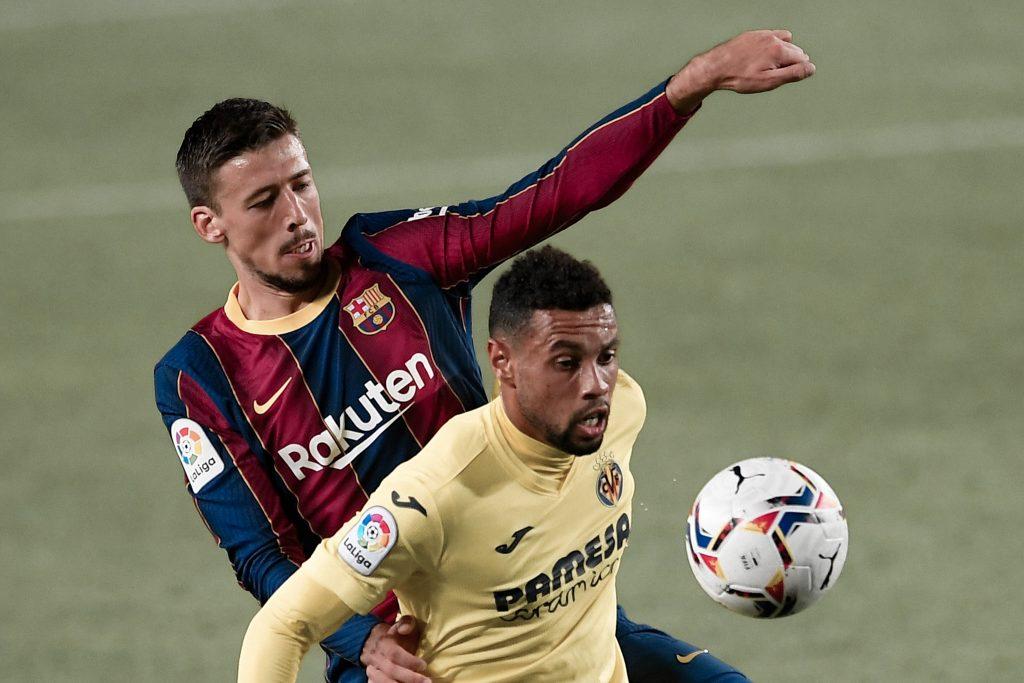 Lenglet Barcelona Villarreal Player Ratings