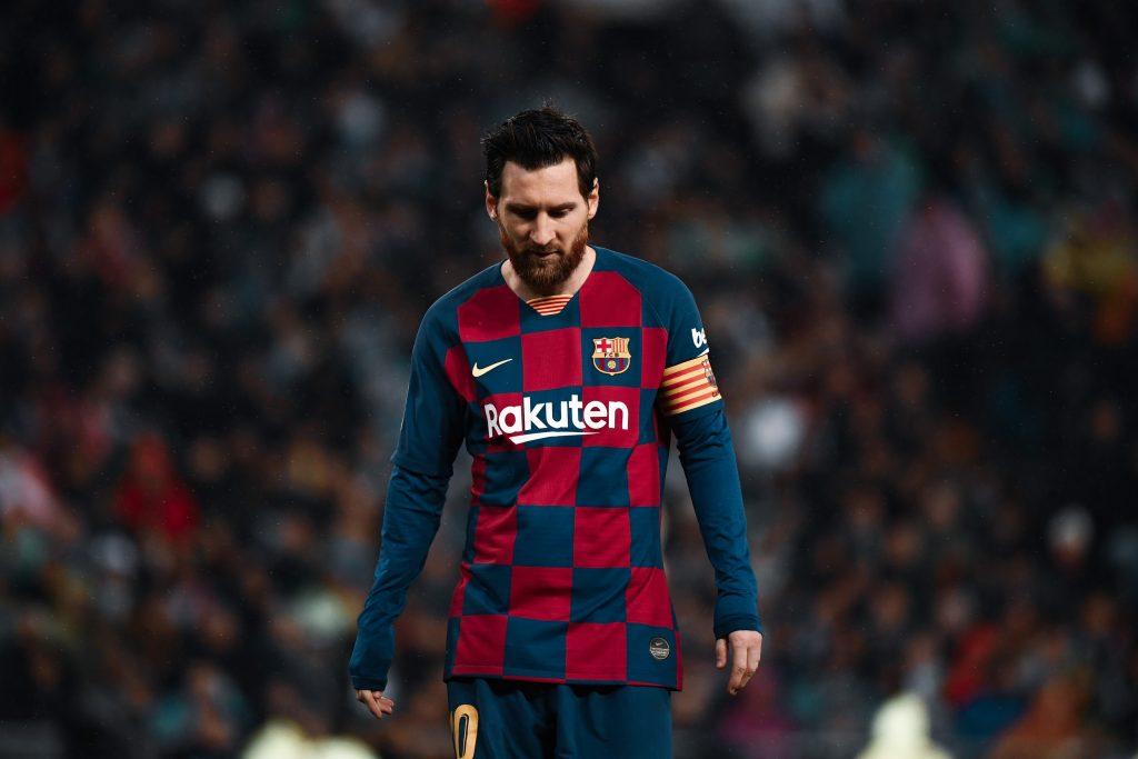 Lionel Messi Barcelona lessons