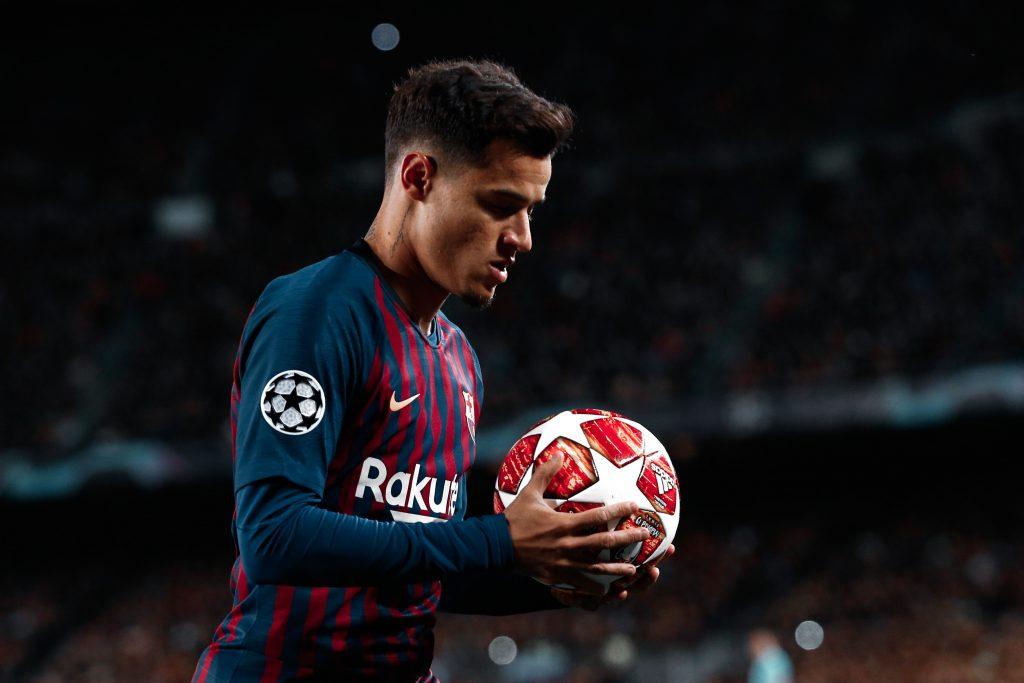 Phlippe Coutinho Barça departure Messi