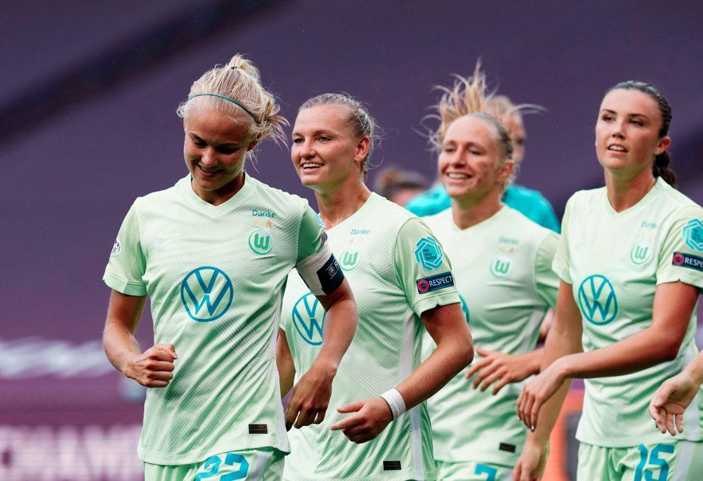 Pernille Harder Wolfsburg Barça Femení match preview