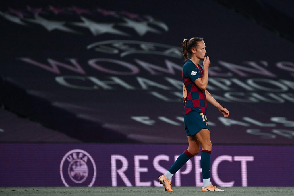 Caroline Graham Hansen Wolfsburg 1–0 Barça Femení