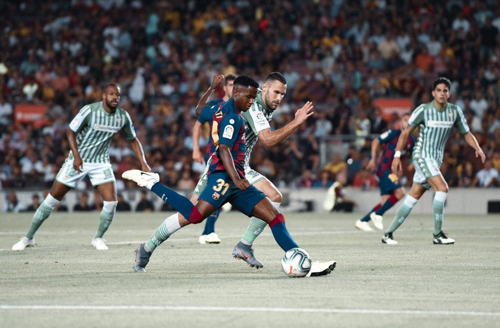Ansu Fati Barça departure Messi