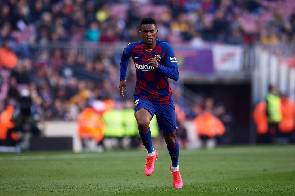 Nelson Semedo Wolves Barcelona