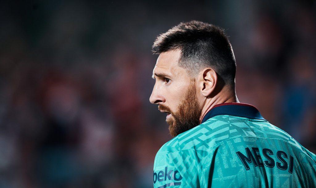 Lionel Messi Barcelona Bartomeu