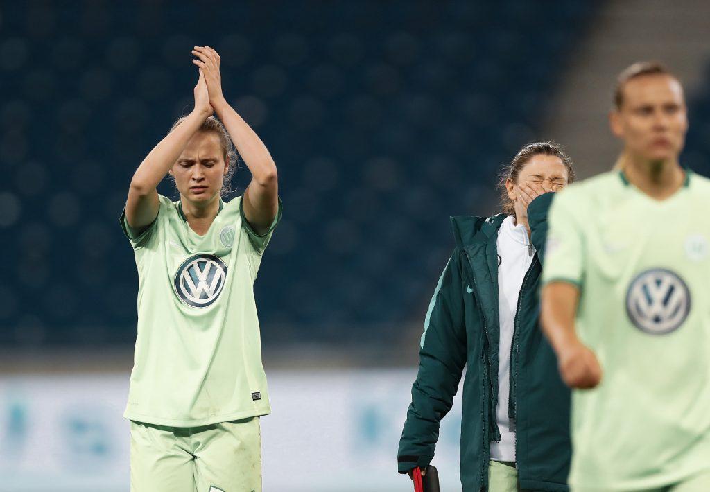 Caroline Graham Hansen Wolfsburg Barça Femení match preview