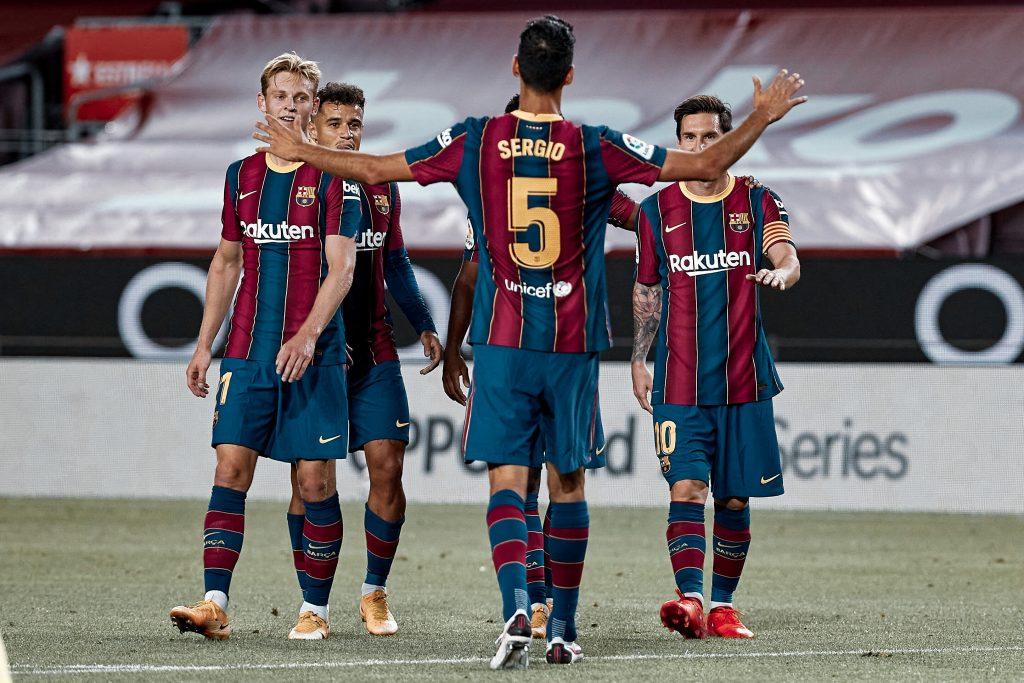 Ronald Koeman Barça changes