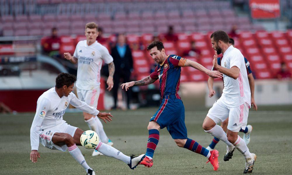 El Clásico Match Summary and Report: Barcelona 1-2 Real ...