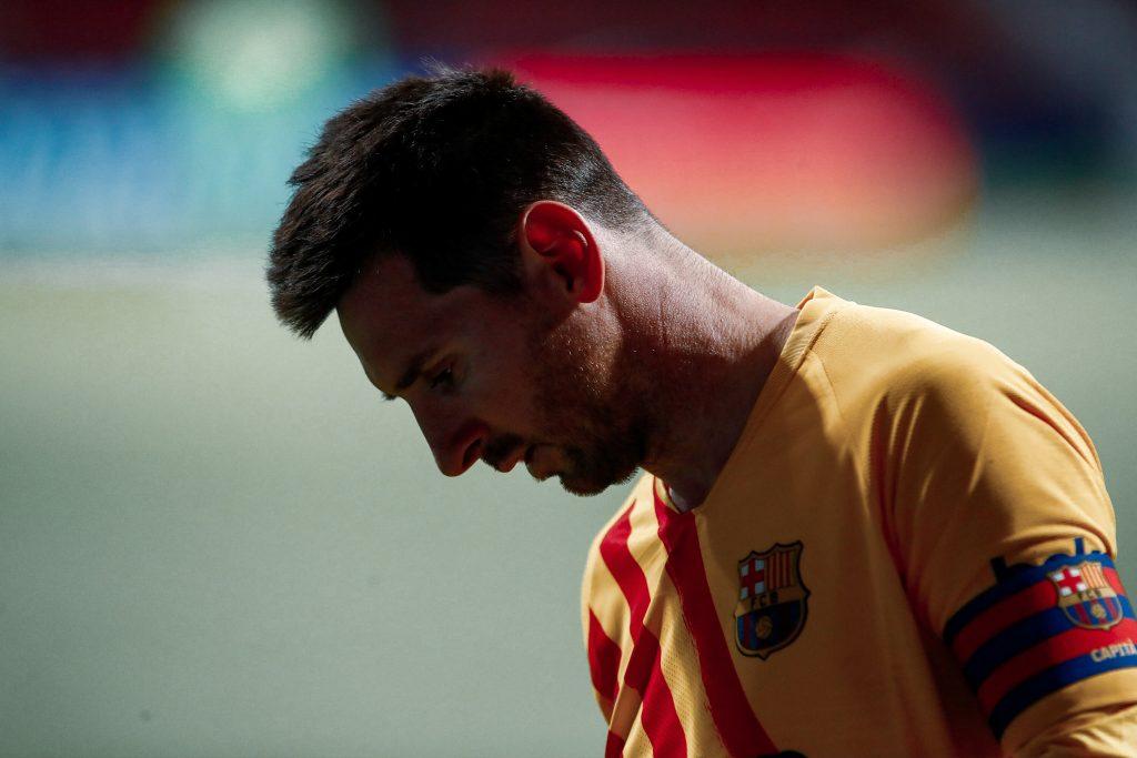 messi Barcelona 2020/21 season