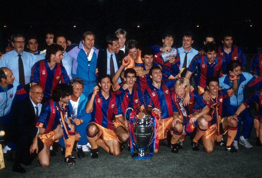 Pep Guardiola 1992 icl