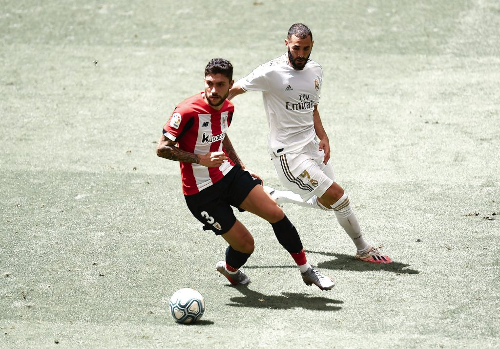 Unai Nunez Real Madrid
