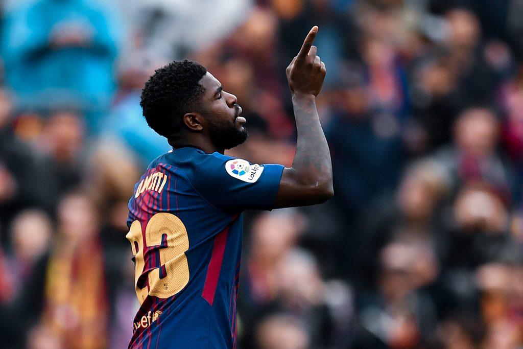 Umtiti barcelona