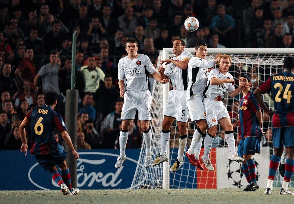 Xavi captain Manchester United