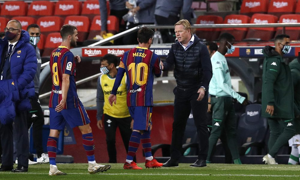 Papers: Tonight a supertest awaits Barcelona against ...