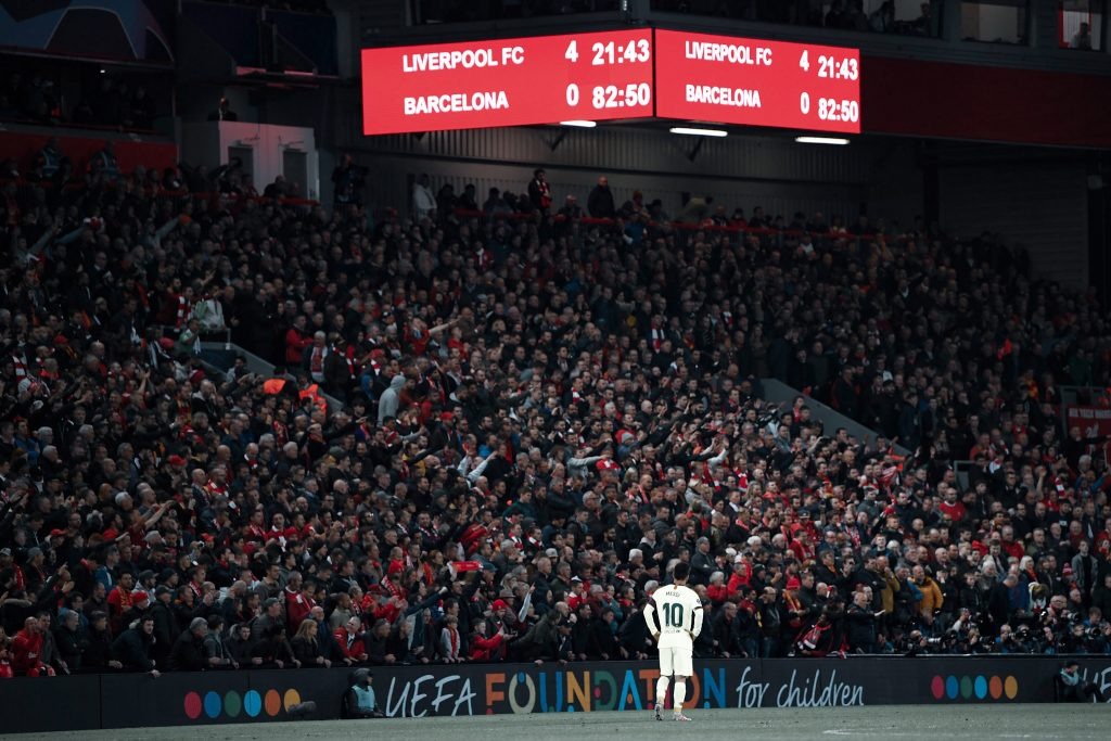 messi liverpool