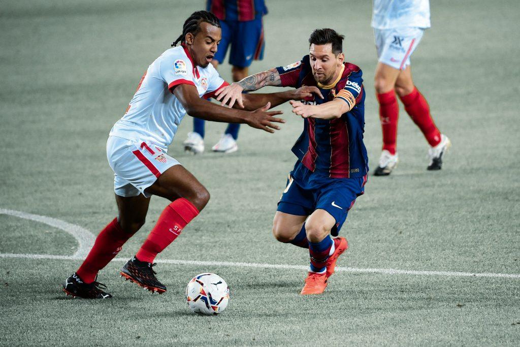 Jules kounde Barcelona