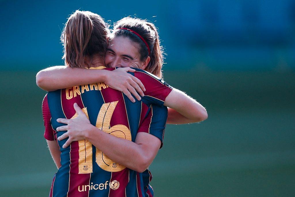 Barça Femení Europe