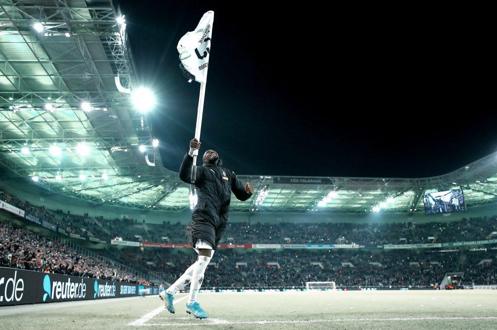 Marcus Thuram Borussia Monchengladbach