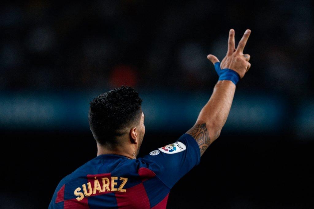 Luis suarez Barcelona valencia