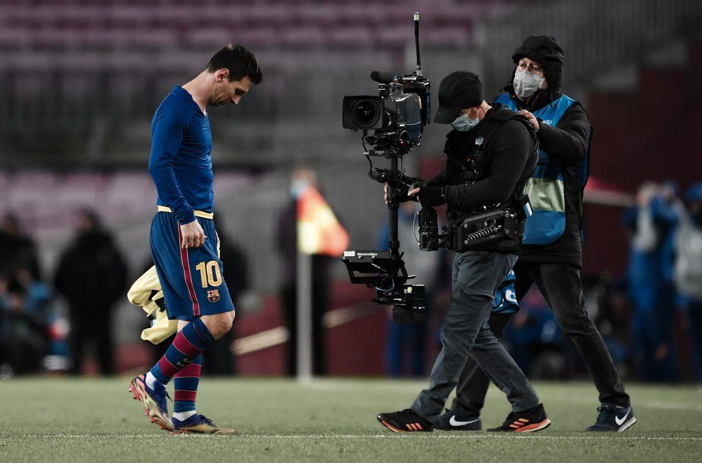 Messi player ratings
