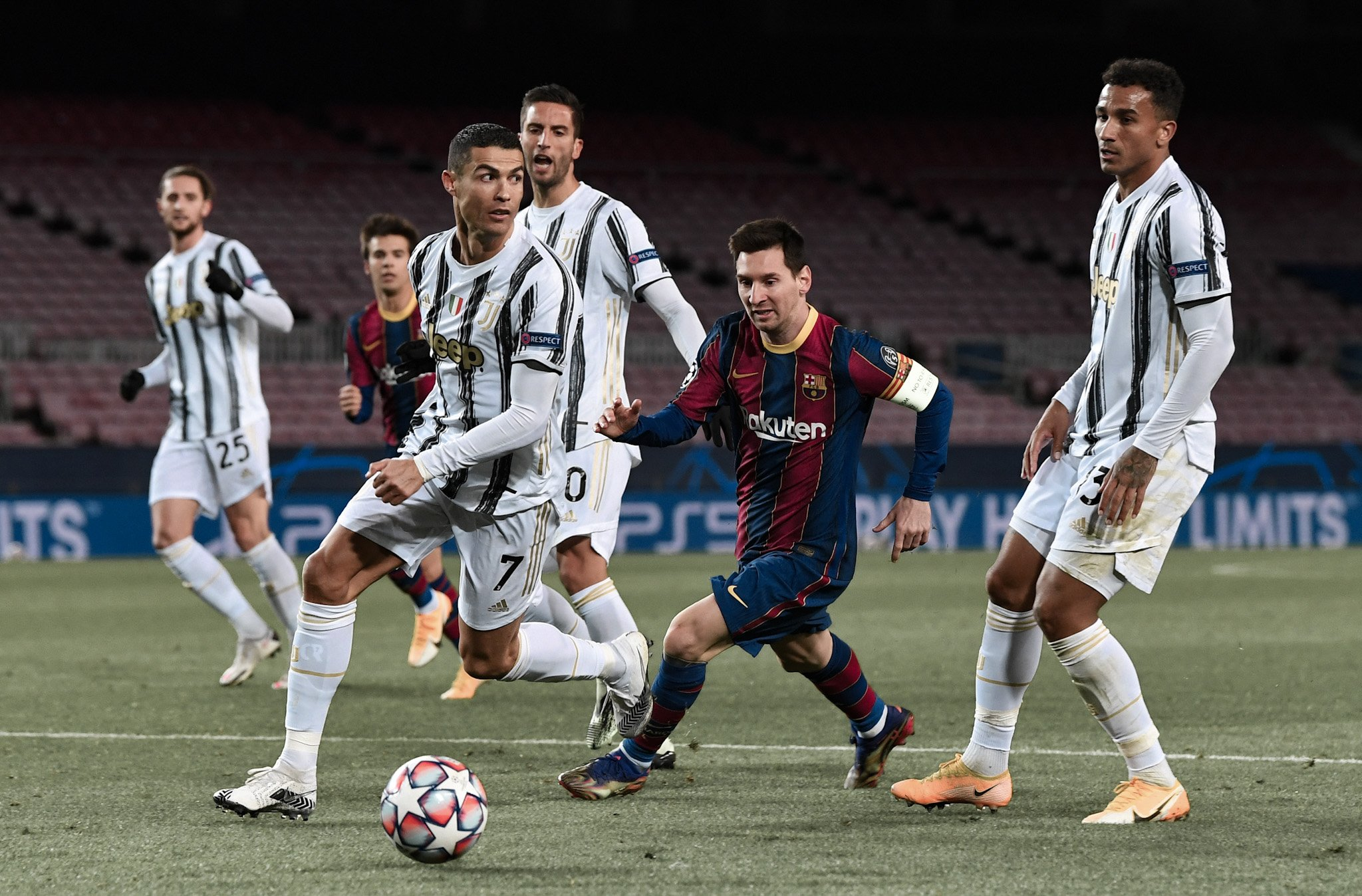 Detailed Analysis Barcelona 0 3 Juventus Barca Universal