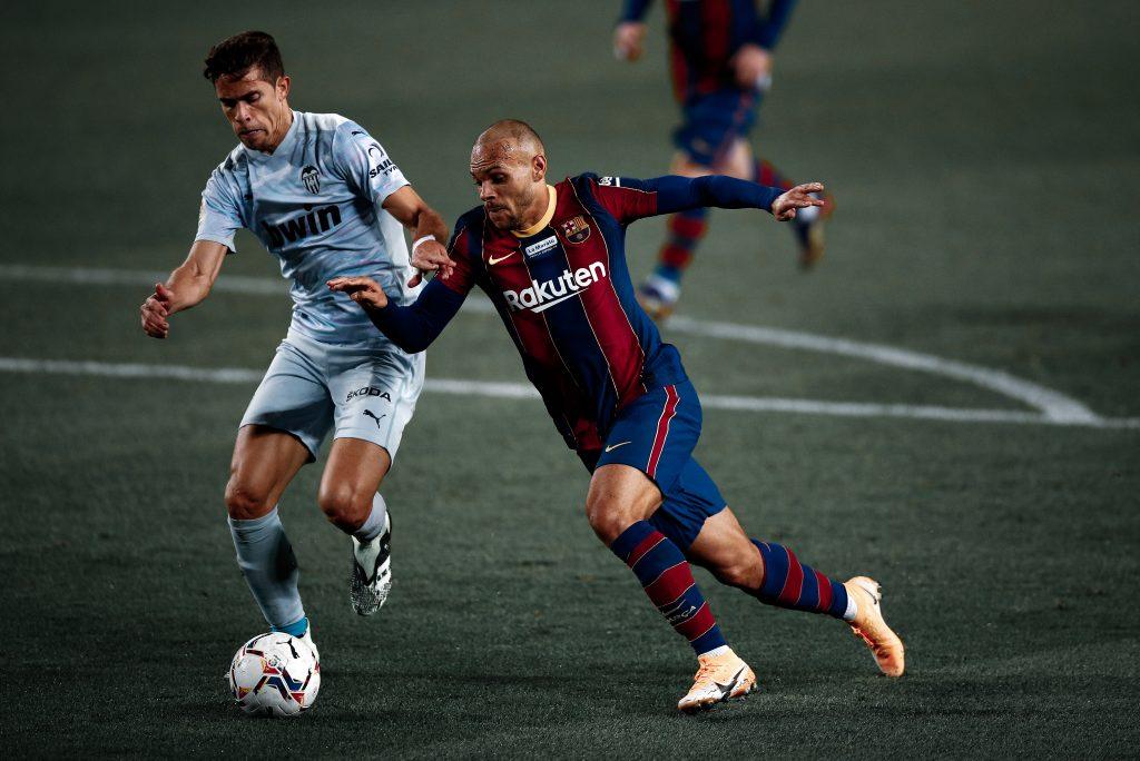 barcelona braithwaite Valencia