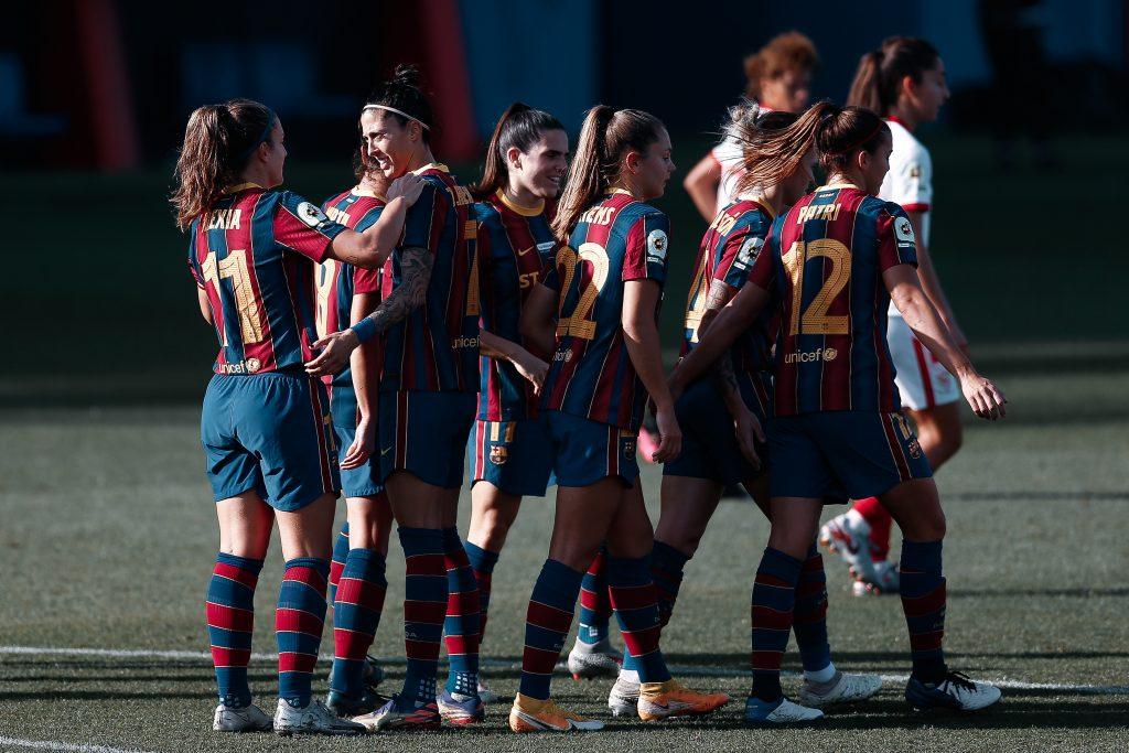Barça Femení 2020/21