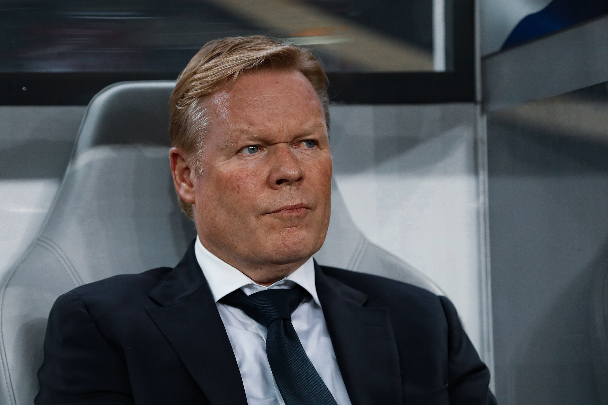 Ronald Koeman at the eye of the storm as tensions rise in Barcelona   Barca  Universal