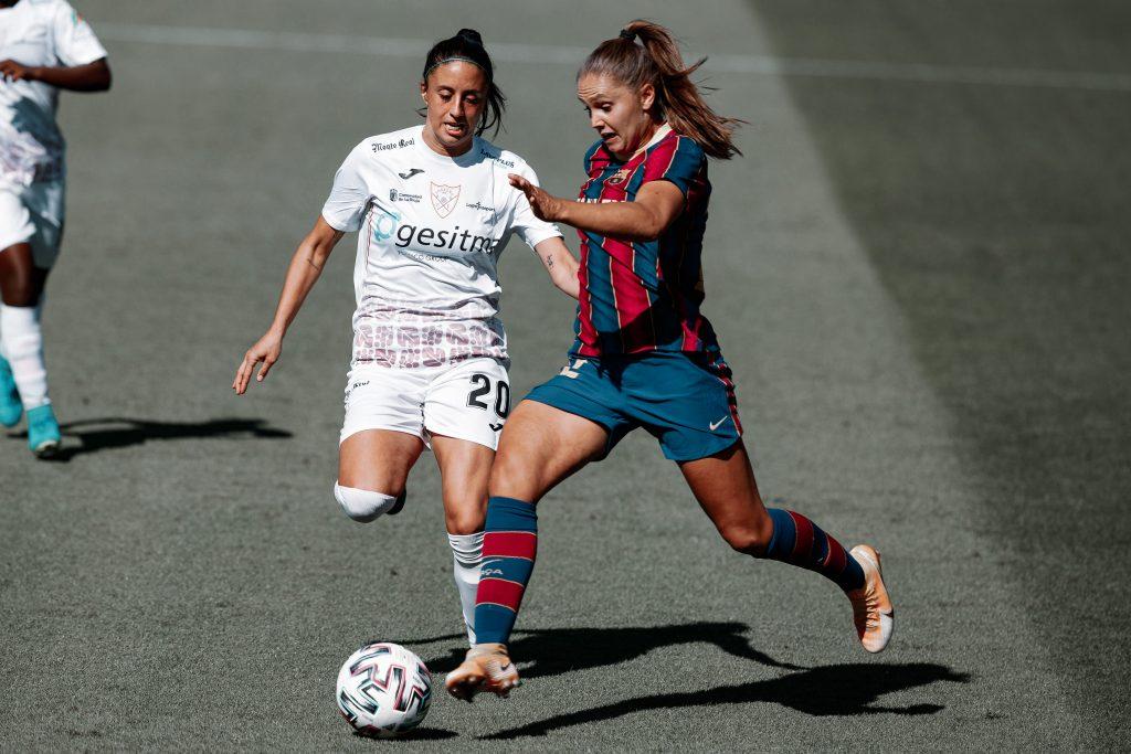 Lieke Martens Barça Femení player