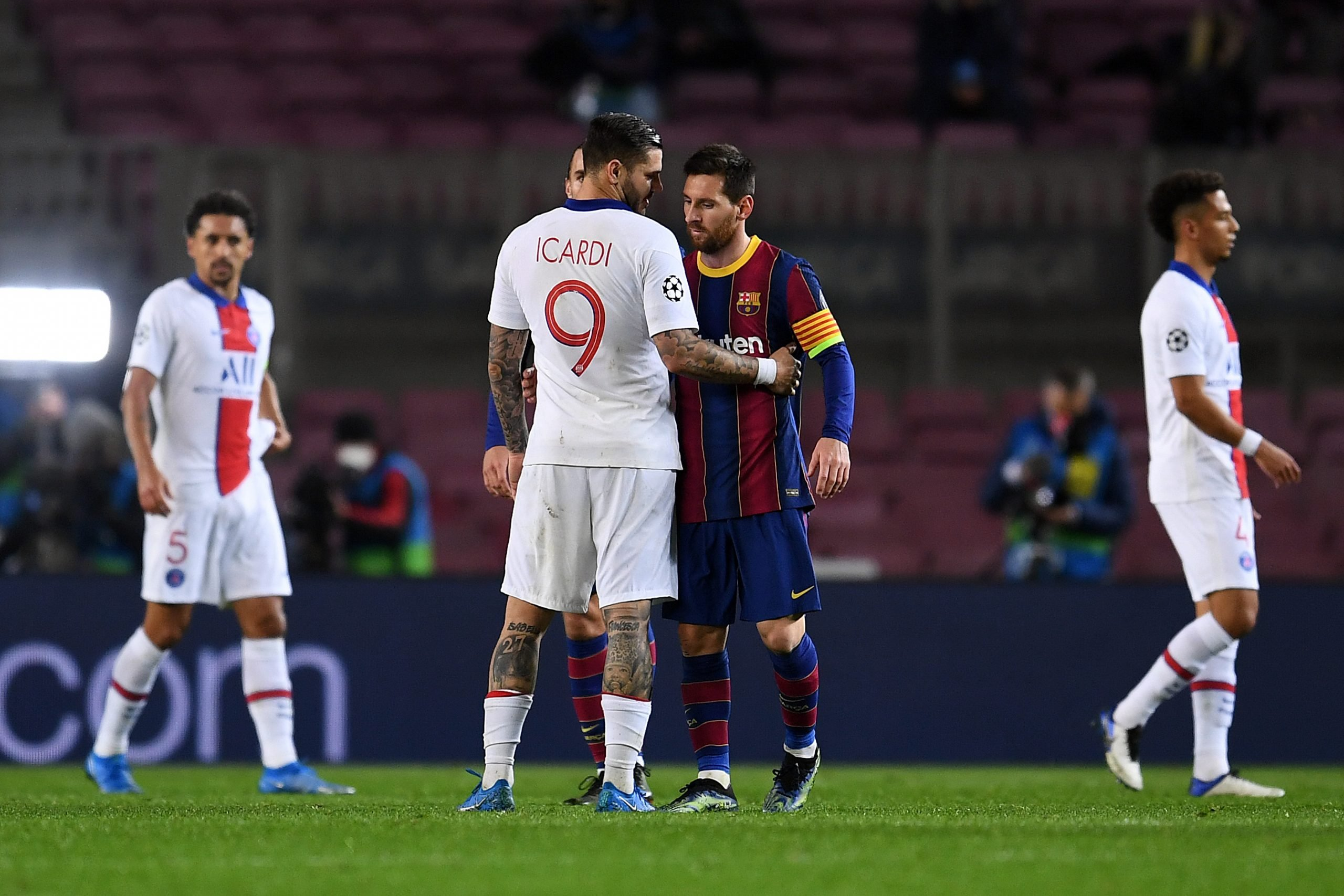 Three Key Stats From Barcelona S Horrendous Loss To Psg Barca Universal