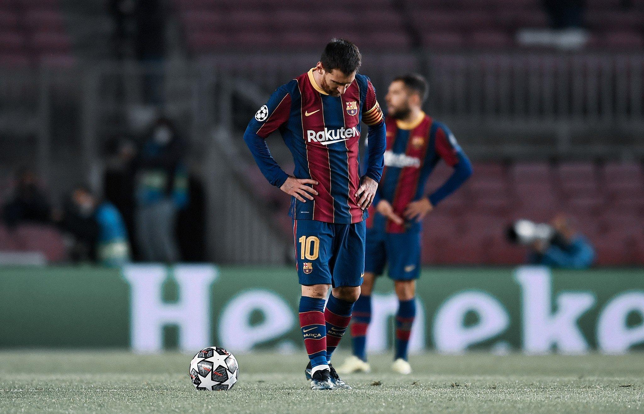 Barcelona 1 4 Psg Match Review Mbappe Hattrick Ends Barca Barca Universal