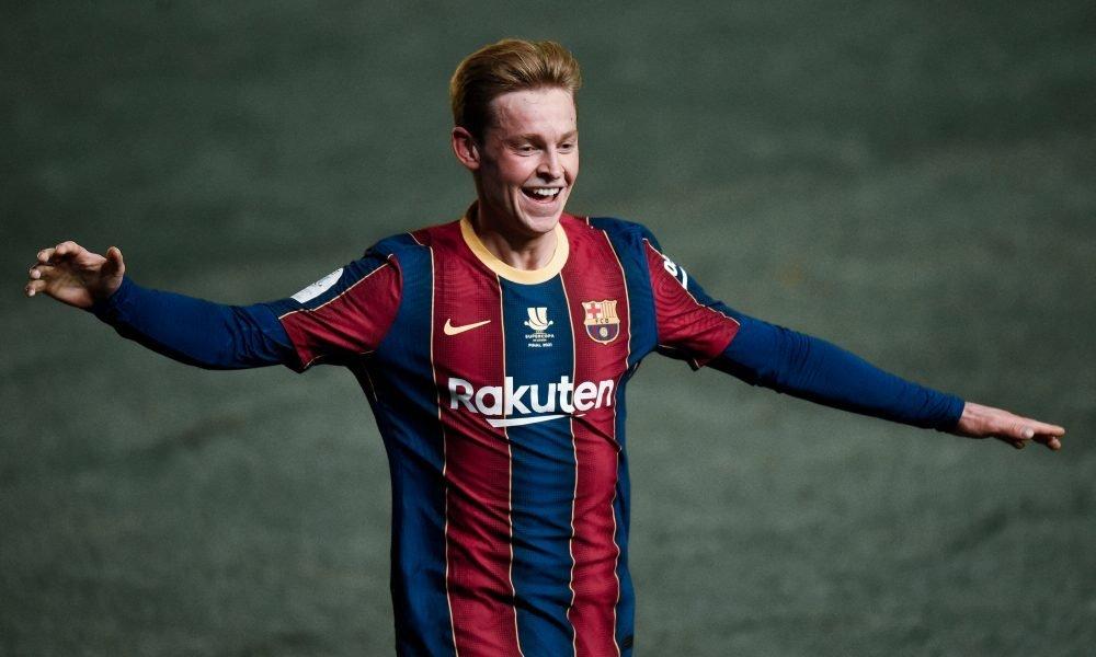 Barcelona season review 20/21: Frenkie de Jong