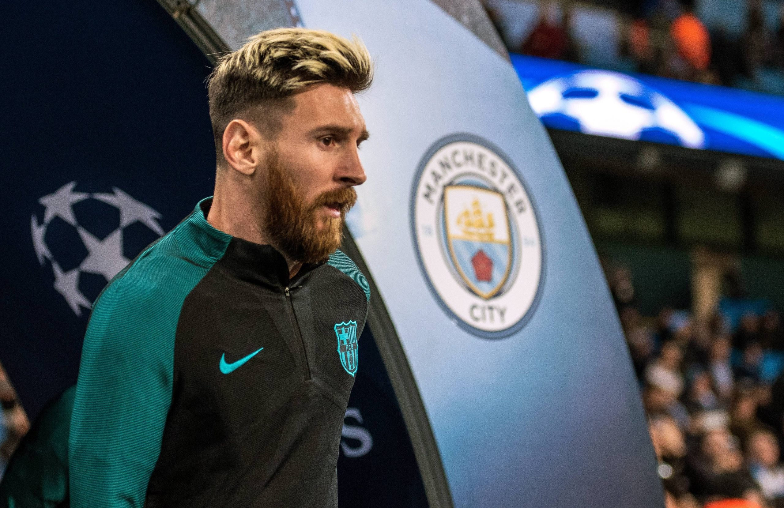 Papers: Lionel Messi to Manchester City is ruled out