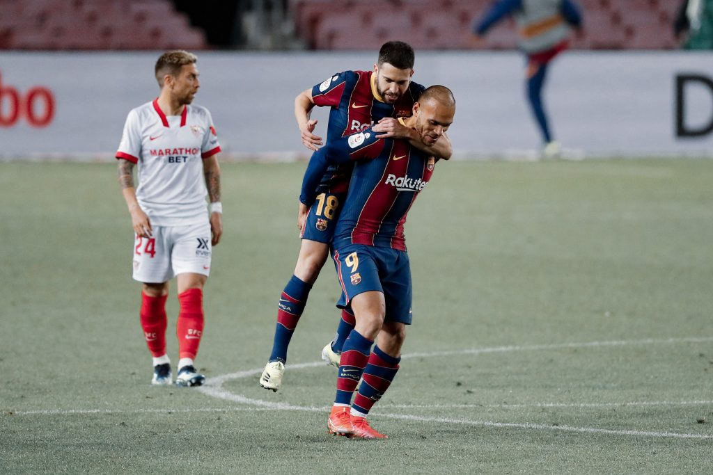Alba Braithwaite Barcelona Sevilla Player Ratings