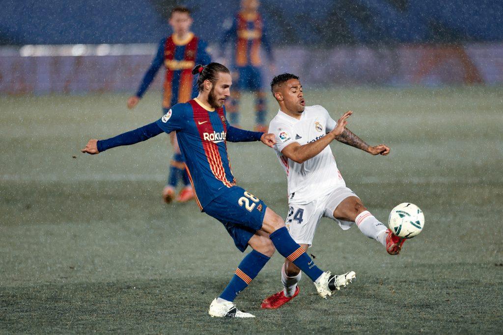 oscar mingueza barcelona player ratings
