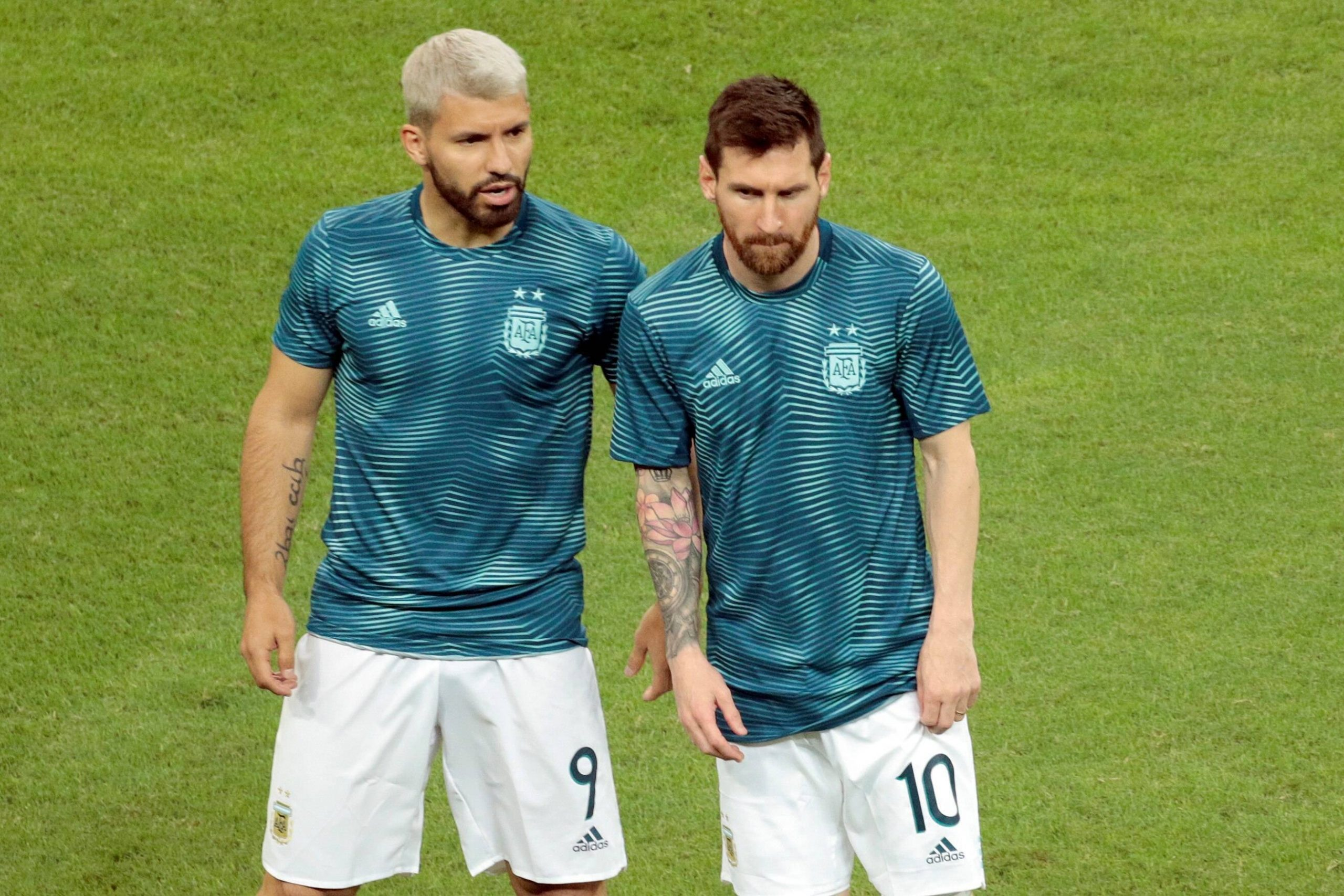 Official: Messi and Aguero called up for Copa America
