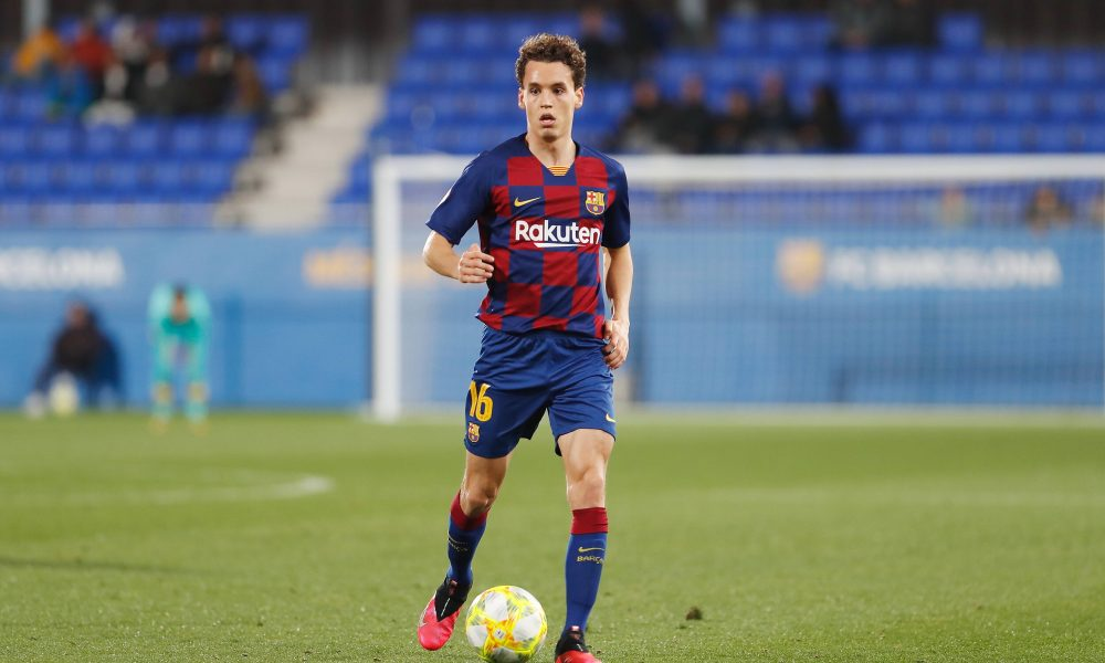 Barcelona offer a two-year extension to up and coming youngster – report